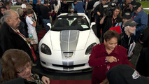 First 2013 Corvette 427 Convertible Raises $600,000 for Charity