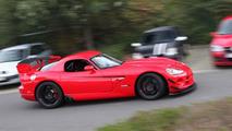 SRT Viper ACR-X at the Nürburgring