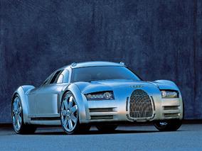 Audi Rosemeyer Concept