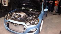Bisimoto Engineering Hyundai Genesis Coupe 06.11.2013