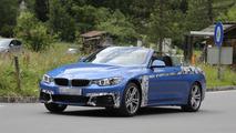 2014 BMW 4-Series Convertible spy photo 04.07.2013