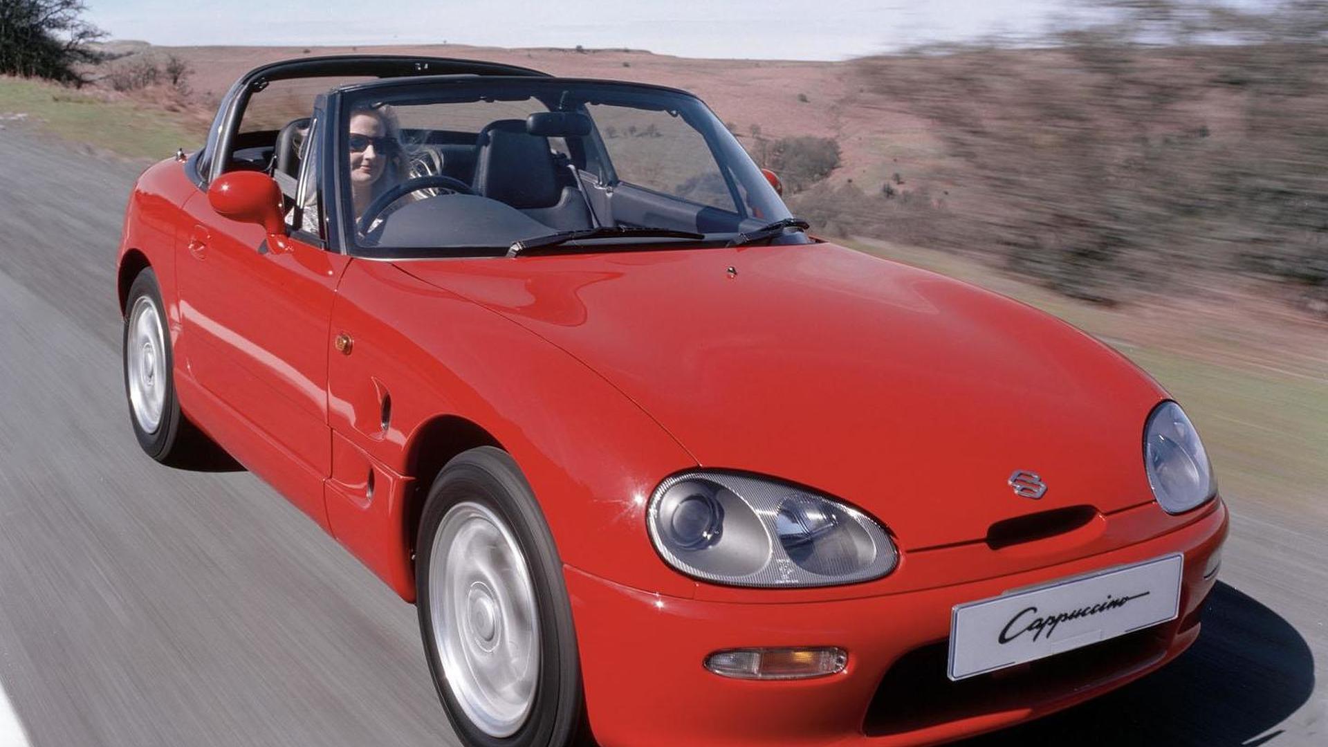 New Suzuki Cappuccino in the works - report