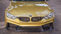 Carbonfiber Dynamics BMW M4 Coupe makes a splash at Essen