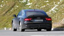 2017 Audi A7 Sportback spy photo