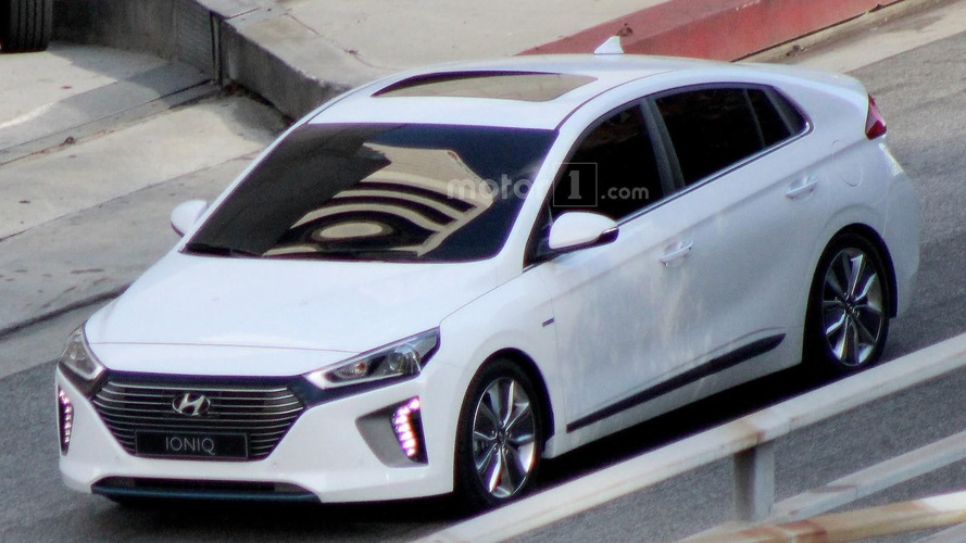 Hyundai IONIQ to return 53 mpg in combined cycle?