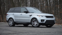 Tested: 2016 Range Rover Sport