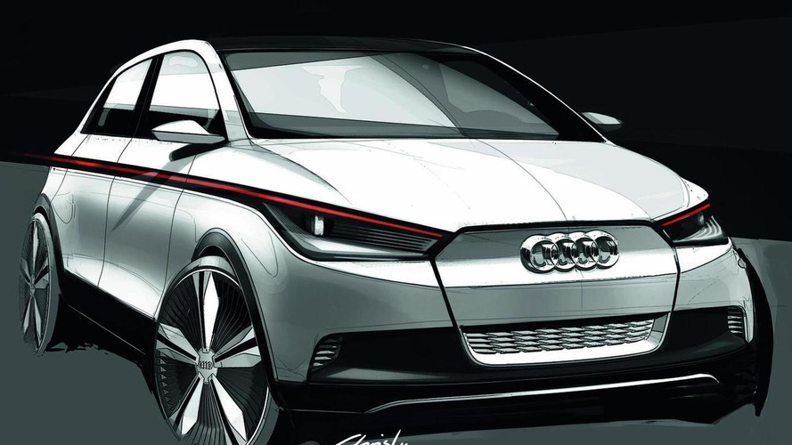 Audi gives up, will build an upscale Volkswagen Up! - report