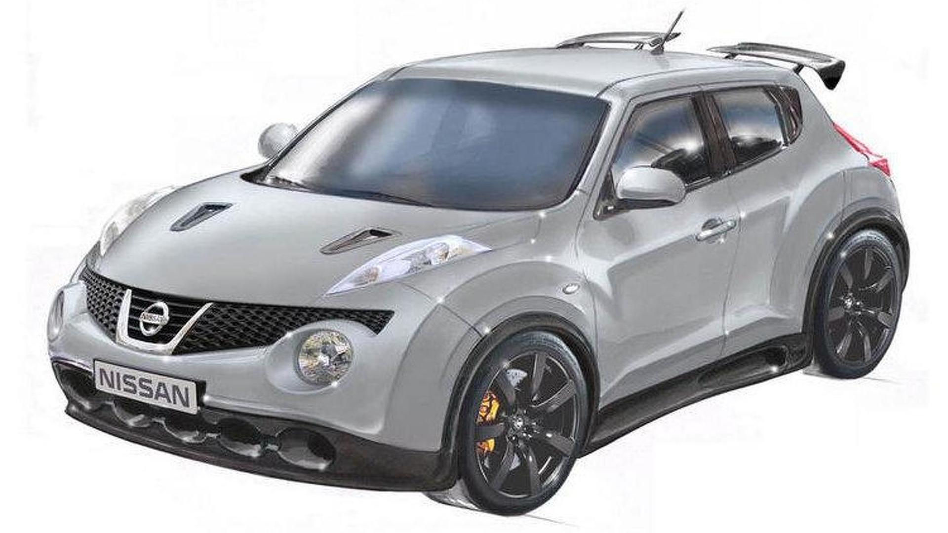 Super Nissan Juke to receive GT-R powertrain