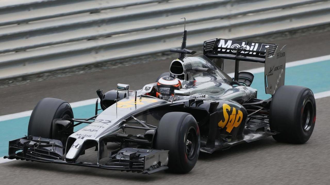 McLaren-Honda F1 Team / XPB