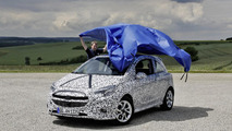 2015 Opel Corsa teased, will go on sale later this year