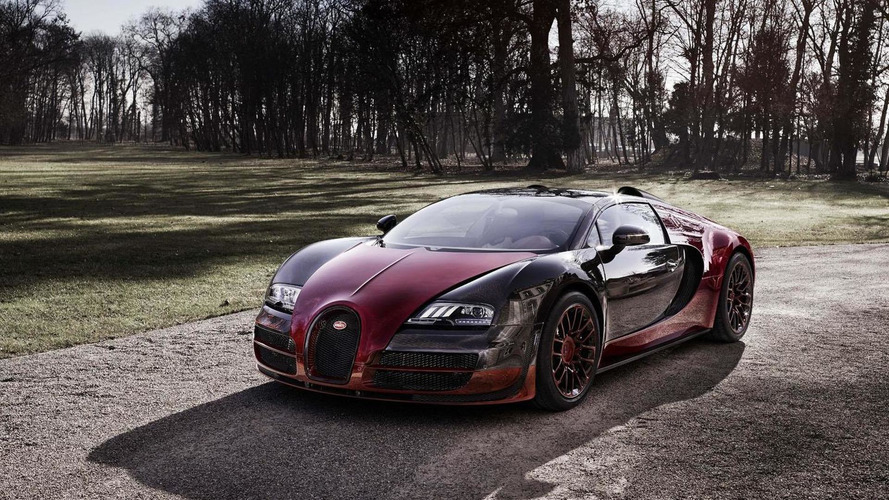 UK demand for Bugatti and other supercars up as Brexit drives down price