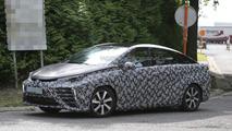2015 Toyota FCV spied in Europe