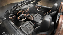 BMW Z4 receives steampunk theme from Carlex Design