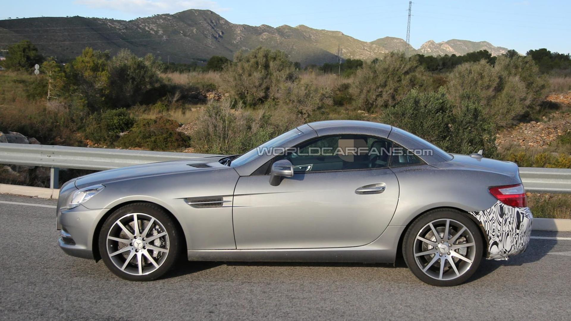 Mercedes-Benz SLC available on order starting December; deliveries begin March 2016