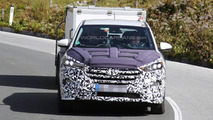 2016 Hyundai ix35 spied inside and out with less camo