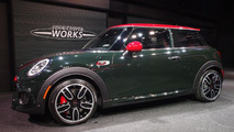 MINI Cooper JCW live at NAIAS