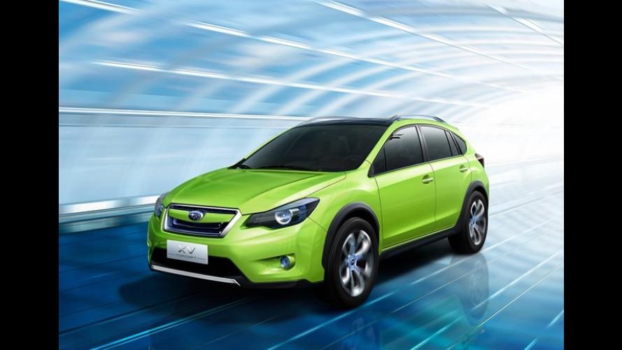 Subaru confirma produção em série do XV Concept