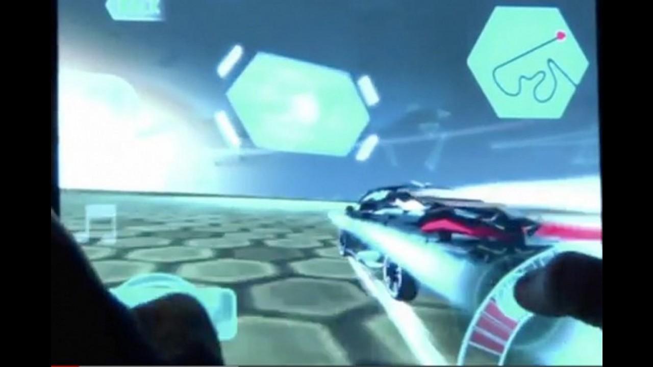 Novo Ford Fusion 2013 será mostrado no Salão de Detroit - Marca lança game que revela novidades do modelo
