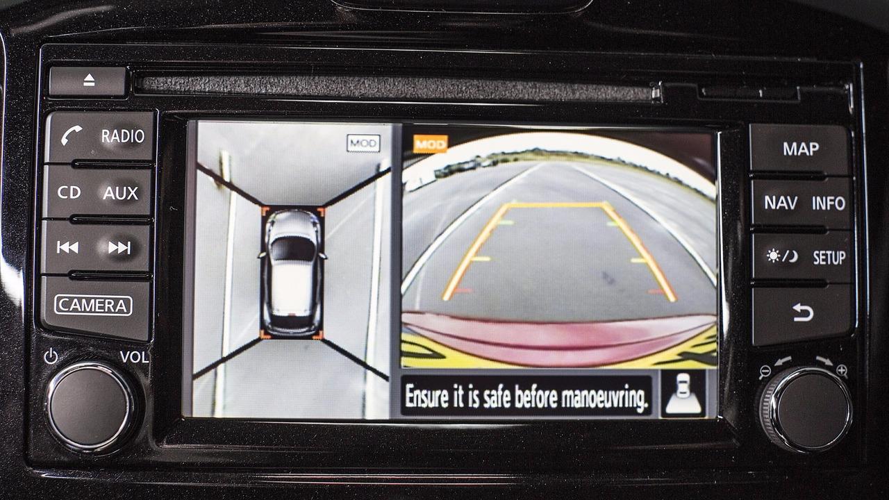 Nissan Juke blind J-turn