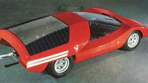 1969 Fiat Abarth 2000 Scorpione concept