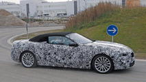Future BMW 6 or 8 Series spied as convertible for first time