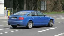 New Audi S6 Spy Photos