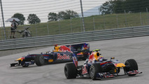 Vettel not taking blame for Webber crash