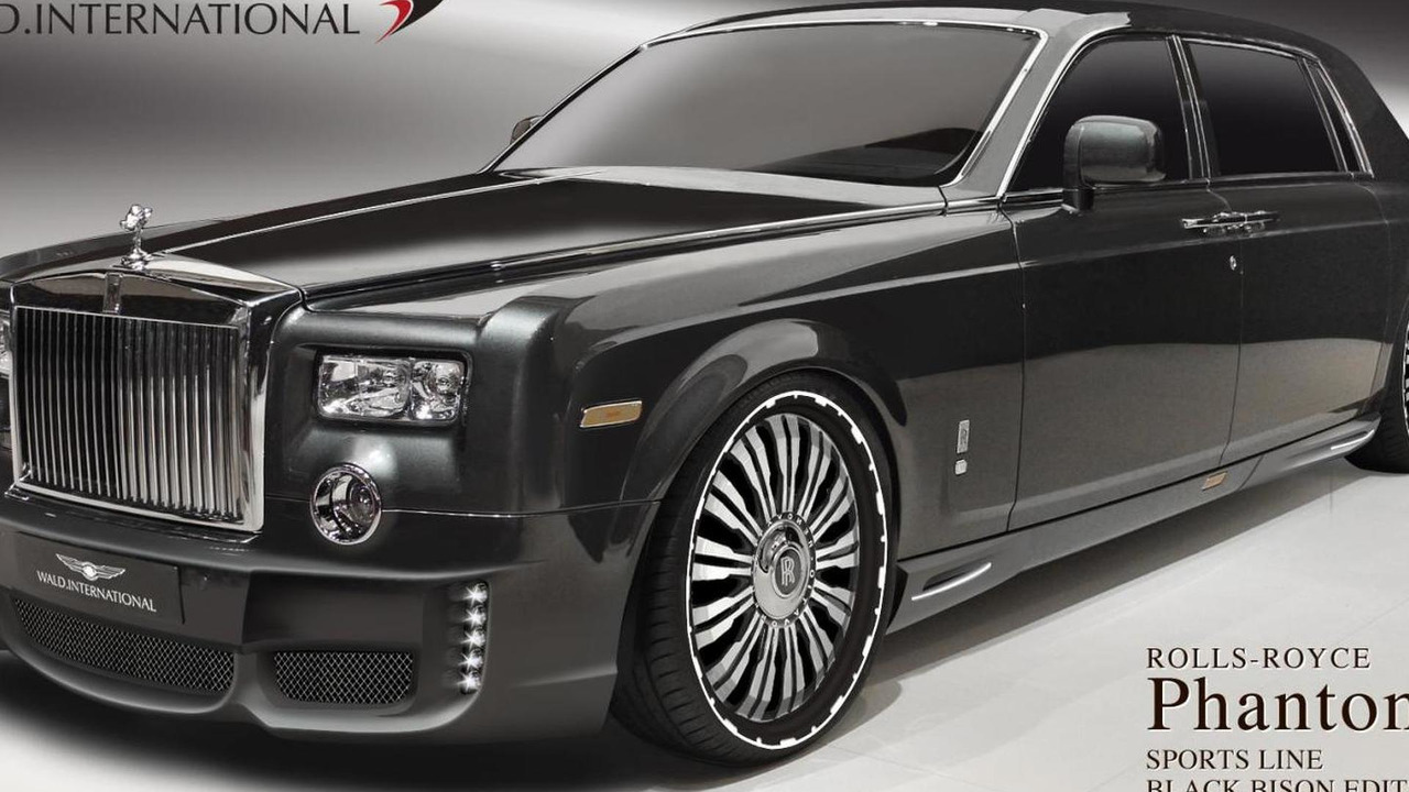 Rolls Royce Phantom SPORTS LINE Black Bison by Wald, 1600, 30.11.2010