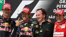 2010 Brazilian Grand Prix - RESULTS