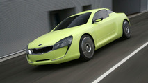 Kia Kee Coupe Concept