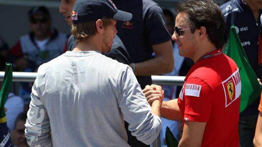 Vettel, Massa, step into GPDA roles
