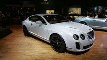 Bentley Continental Supersports at New York Auto Show 2009