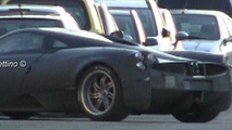 Pagani Deus Venti / Huayra teaser No. 4 released [video]