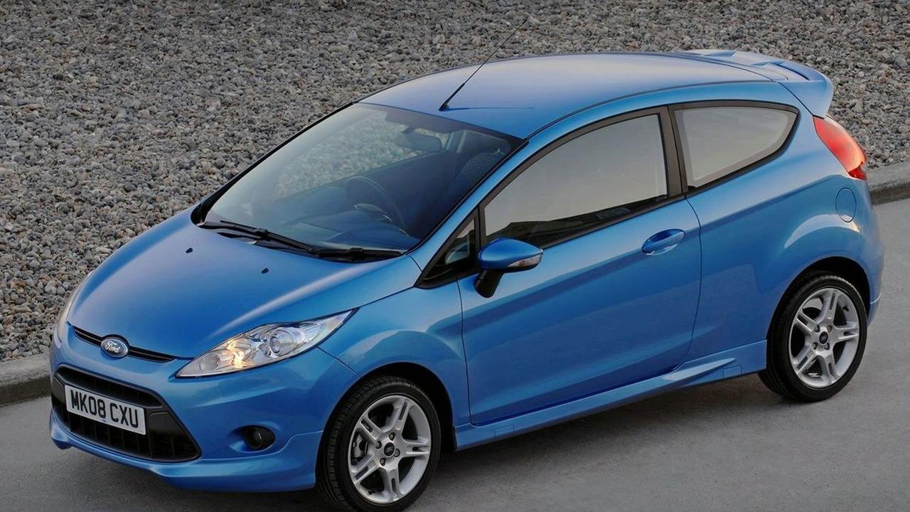 Ford Fiesta Zetec S
