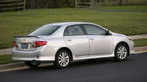 2009 Toyota Corolla Pricing Announced (US)