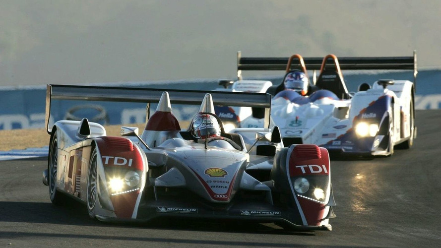 Will Audi First Biodiesel Race Car Win Le Mans?