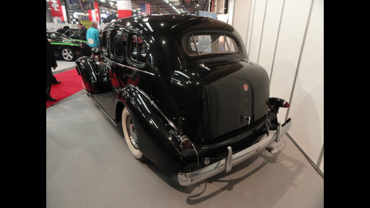 LaSalle Five-Passenger Sedan