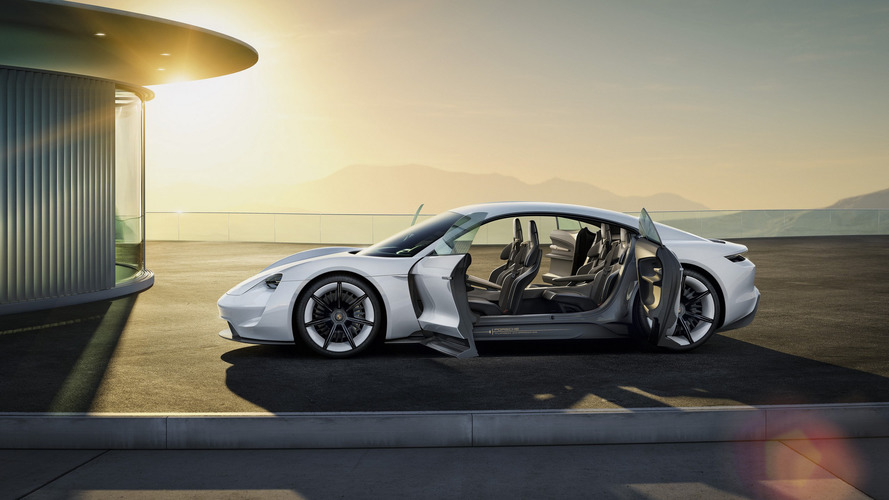 Porsche Mission E to have multiple power outputs, OTA updates