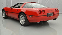 1990 Chevrolet Corvette ZR1 driven for only 127 miles listed on eBay [77 pics]