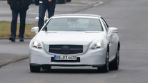 2016 Mercedes SLC spy photo