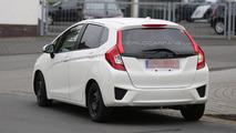 2015 Honda Jazz (Euro-spec) spy photo