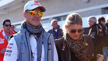 Friend Saillant 'not talking' about Schumacher