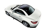 Mercedes SLK 200 Radar Safety Edition announced for Japan