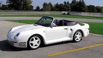 One-off Porsche 959 Cabrio for sale