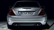 2008 Mercedes-Benz SLK 55 AMG Images Surface