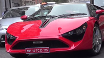DC Avanti makes a striking appearance in London [video]