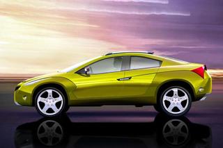 Weird Car of the Week: This Pontiac SUV Concept Was the Better Aztek