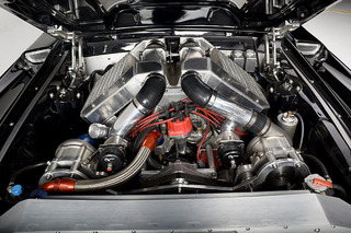 800HP 'Obsidian' Ford Mustang Took $1.3 Million to Build