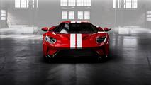 2017 Ford GT could get carbon fiber wheels