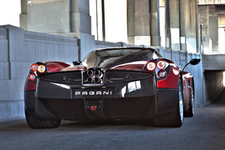 Mark Zuckerberg Allegedly Bought A Pagani Huayra